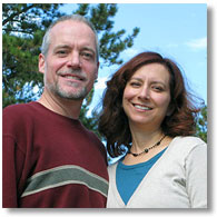 Jim & Rene aka Admin and Jerry