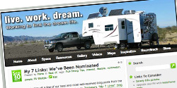 live. work. dream. rv snowbird travel blog