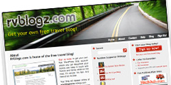 rvblogz free fulltime rv travel blogs