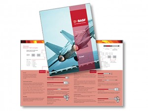 Thermocouple Specification Brochure for BASF
