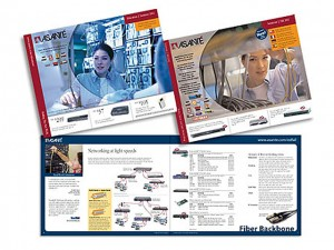 Direct Mail Catalog for Asante Networking Products