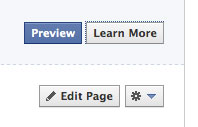 How to Preview New Timeline Facebook Page