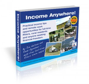 Income Anywhere E-book Details
